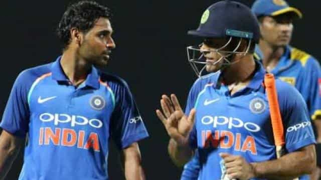 Image result for MSD and Bhuvi