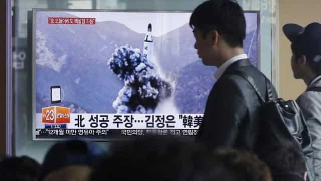 दागी मिसाइल: उत्तर कोरिया की हरकत पर अमेरिका ने दिया ये जवाब