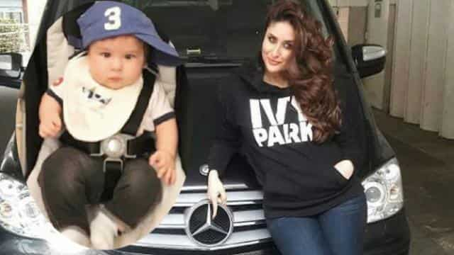 Taimur Ali Khan latest picture