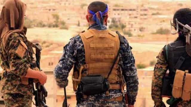 अमेरिका ने सीरिया का युद्धक विमान गिराया