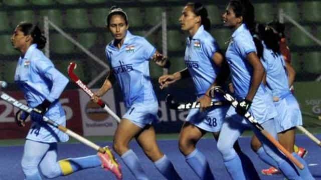 भारतीय महिला हाकी टीम का न्यूजीलैंड ने सूपड़ा साफ किया