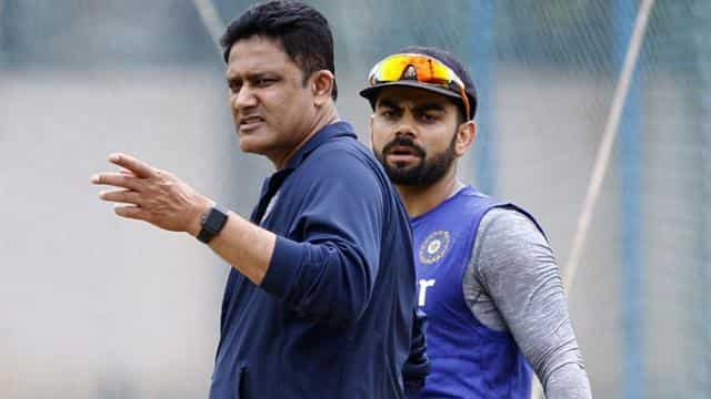 anil and virat want india balling coach