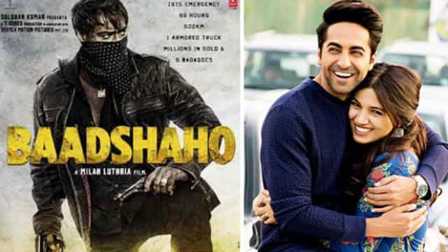 baadshaho, Shubh Mangal Saavdhan, box office collection day 4