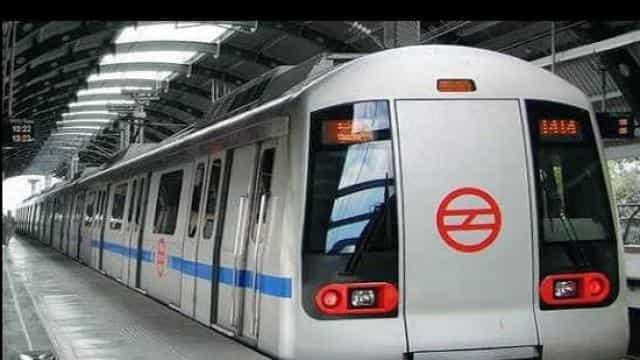 delhi metro smartwatch recharge