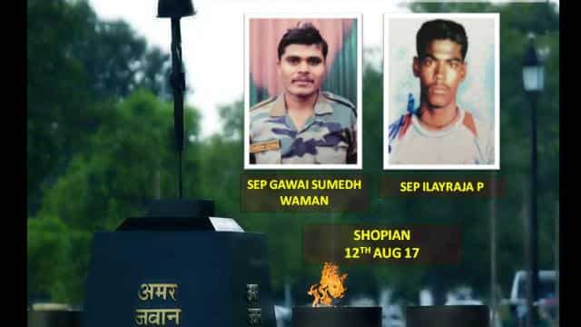 martyrs of Shopian