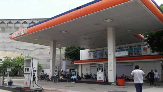 petrol pump death