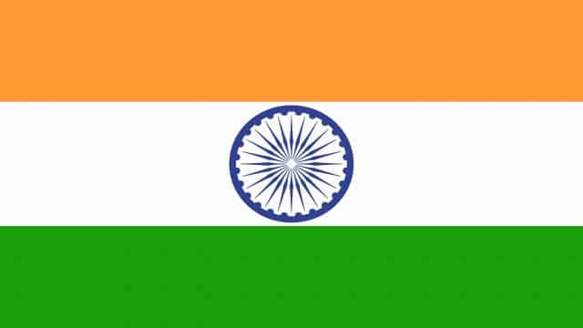 sixth Indian Flag