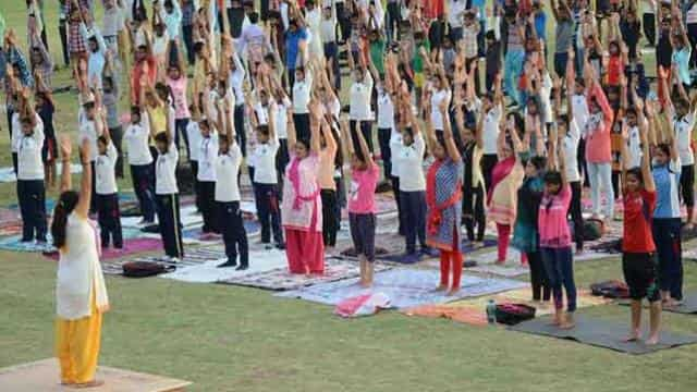 yoga in Bareilly