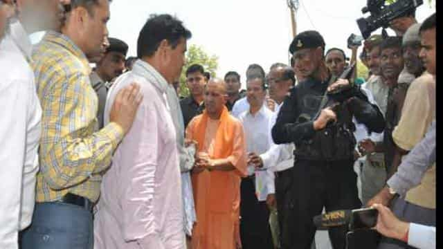 yogi in gorakhpur