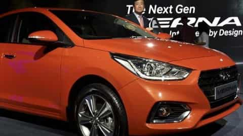 Hyundai new verna launch