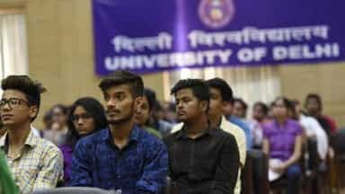 Delhi University is announcing its first cut-off list for undergraduate courses