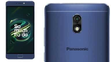 Panasonic new smartphone