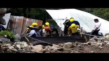 मसूरी में मलबे में दबकर किशोरी की मौत II Landslide Heavy loss of rain before monsoon in Uttarakhand