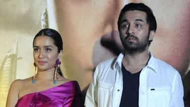 trailor launch of movie haseena parker