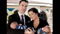 Actress Celina Jaitly pregnant with twins again