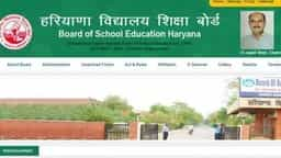 Haryana Class 10 results