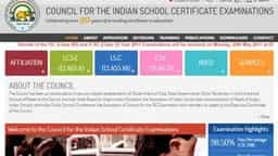 ISC and ICSE Results 2017