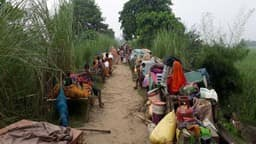 flood worsen condition in up bihar assam and nepal