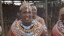 महिलाओं के गांव में पुरुषों पर बैन