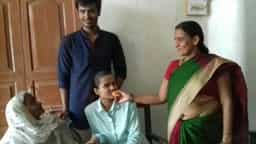 second topper in bihar board exam bhavya, simultala school, jamui