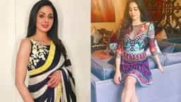 sridevi and jhanvi kapoor