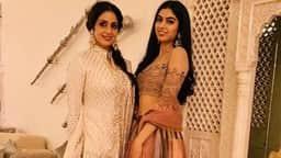 sridevi and khushi kapoor