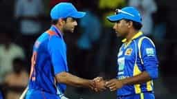 virat kohli and Mahela Jayawardene