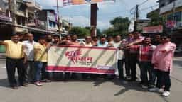 टनकपुर में व्यापारियों ने ली स्वच्छता की शपथ