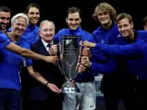 Team Europe win Laver Cup glory