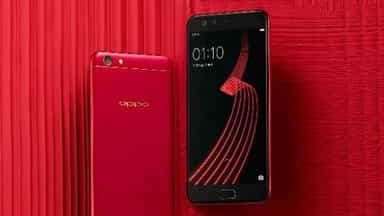 Oppo F3 Diwali Limited Edition
