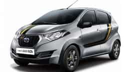 datsun redigo gold edition