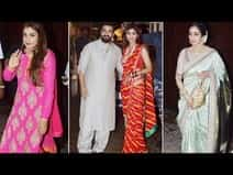 Karva Chauth 2017 this is How Shilpa Shetty Sridevi And Raveena Tandon Celebrated  1, Entertainment
