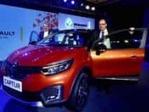 Renault Captur launch