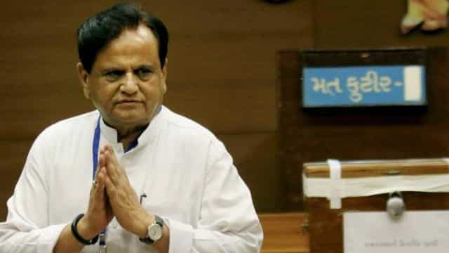 Election Commission says election of Ahmed Patel for Rajya Sabha is not objectionable