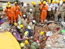 Bengaluru house collapses after suspected cylinder blast