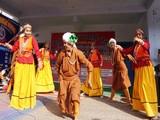 द्वाराहाट बग्वाली मेले में मची सांस्कृतिक कार्यक्रमों की धूम