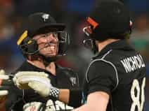 New Zealand beat India by six wickets