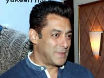 Salman Khan during the promotion of his upcoming film 'Tubelight'