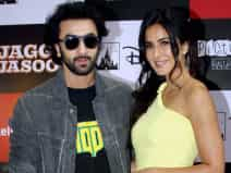Ranbir and Katrina promote 'Jagga Jasoos'