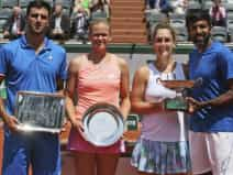 Rohan Bopanna wins French Open mixed doubles title
