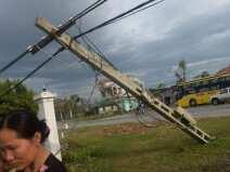 Storm 'Doksuri' hit Vietnam