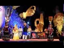 Rajasthani clay speread fragrance with music in Sur Ganga