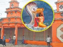 आकर्षण का केंद्र बने मंदिर