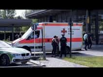 Munich train station shooting: several injured, one arrested