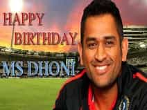 A tribute to the Legend MS Dhoni