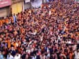 बाबा गरीबनाथ मंदिर में कांवरियों की भीड़ पर नियंत्रण के लिए कारगर नहीं है ऐप