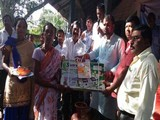 रघुवर सरकार ऐसी, जिसने हमेशा गरीबों की चिंता की : नंदी