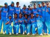 क्या आपने देखा भारतीय महिला क्रिकेट टीम का ये चेंजिंग रूम