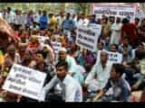 protest in collectorate
