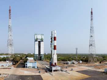 भारतीय GPS नाविक लॉन्च